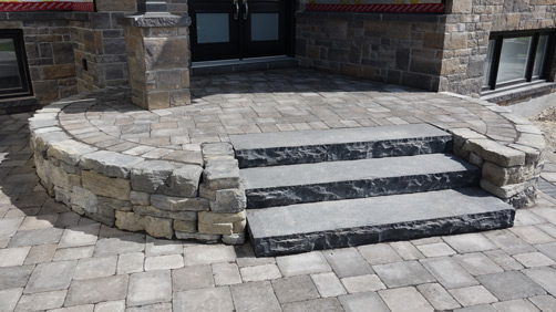 Entrances & Stairs - Flagstone