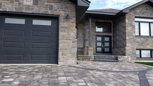 Interlock Driveways - Patios