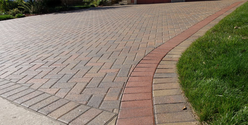 Interlock driveways - Tackaberry Dr